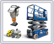 Equipment rentals in Bath NY