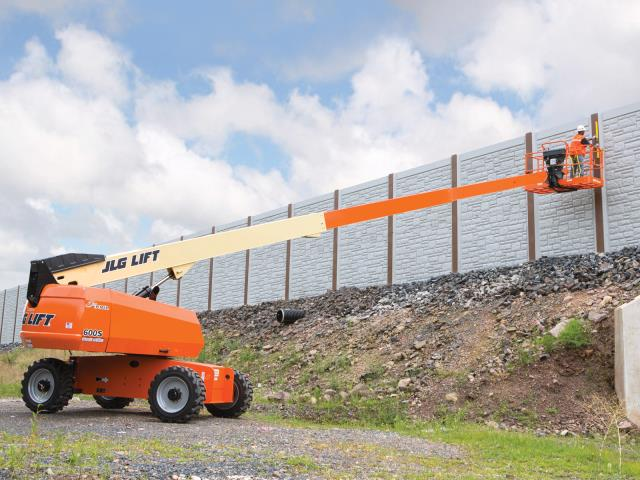 Where to find 66  ALLTERRIAN JLG BOOM LIFT in Bath