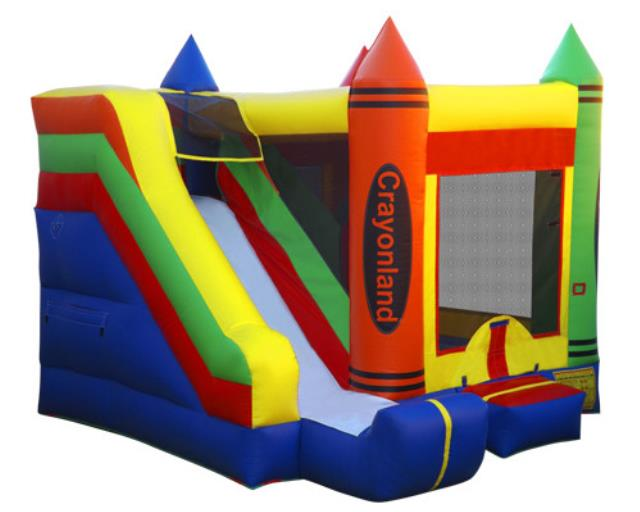 Where to find CRAYONLAND BOUNCE COMBO in Bath