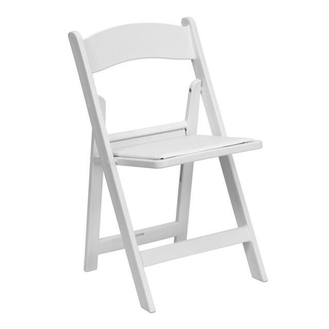Where to find CHAIR WHITE RESIN in Bath