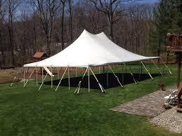 Where to find POLE TENT 30 X 40 in Bath