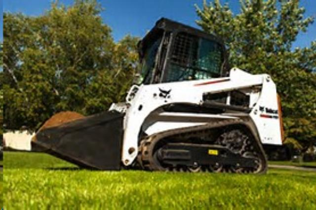 Where to find BOBCAT T450 TRACK STEER in Bath