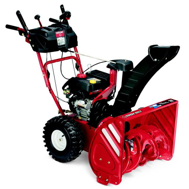 Where to find TROY BILT SNOWBLOWER in Bath