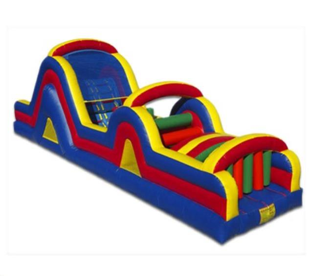 Where to find OBSTACLE BOUNCE HOUSE COURSE in Bath
