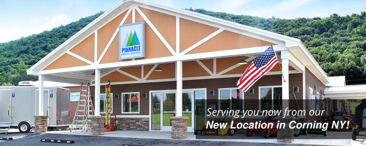 Serving you now from our new location in Corning NY!